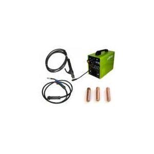 Varan Motors MIG-180N - Poste à souder Inverter 2 en 1 avec accessoires
