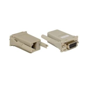 Avocent ADB0036 - Adaptateur Cyclades RS-232 série RJ-45 (F) vers DB-9 (F)