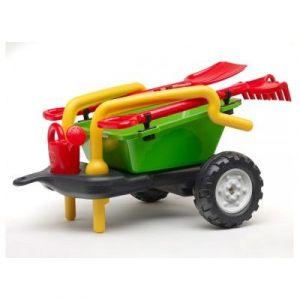 Falk Remorque brouette pour tracteur