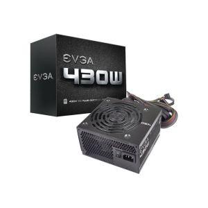 Evga 100-W1-0430-K2 - Bloc d'alimentation PC modulaire 430W certifié 80 Plus