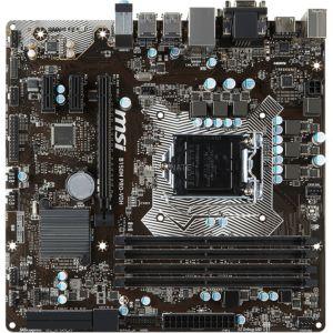 MSI B150M PRO-VDH - Carte mère Socket LGA1151