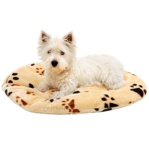 Karlie Track - Coussin ovale pour chien (beige)