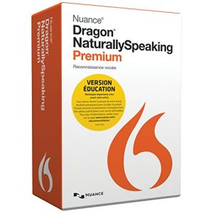 Dragon NaturallySpeaking Premium v13 pour Windows