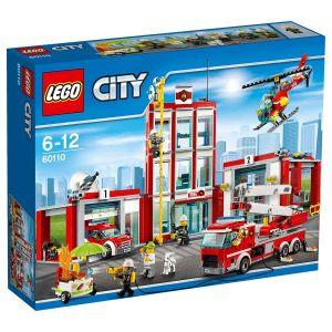 Lego 60110 - City : La caserne des pompiers