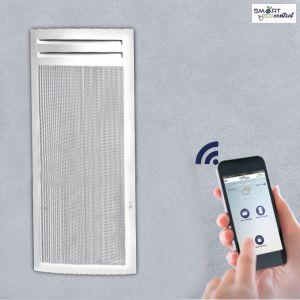 Airelec Aixance Smart ECOcontrol 1500 Watts - Radiateur électrique vertical