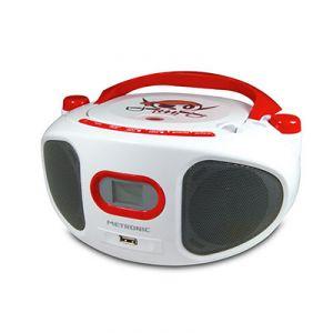 Metronic 477121 - Radio CD-MP3 Pirate