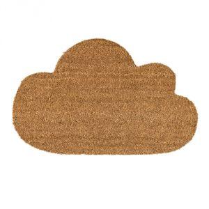 Bloomingville Sky - Paillasson nuage en coco