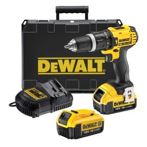 Dewalt DCD785 - Perceuse Visseuse compact à percussion 18V