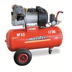 Mecafer 425136 - Compresseur lubrifié 50L 3,5HP
