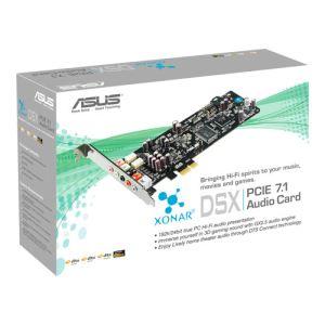 Asus Xonar DSX - Carte son PCIe 7.1