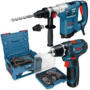 Bosch GBH 4-32 DFR - Marteau perforateur SDS-plus filaire