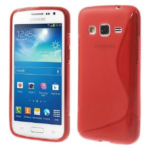 Phonewear SGE2-COQ-TV-002-C - Coque souple pour Samsung Galaxy Express 2 minigel S Line