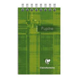 Clairefontaine 8556C - Bloc Metric Pupitre 60 feuilles ( 75x105 mm)