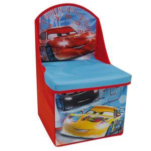 Fun House Fauteuil avec coffre de rangement Disney Cars