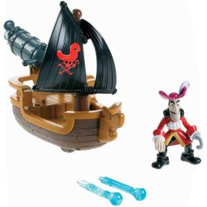 Fisher-Price Le Bateau du Capitaine Crochet
