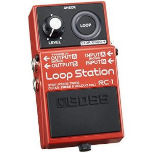 Boss Effect Loop Station RC-1