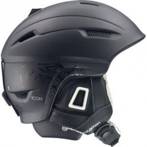 Salomon Icon Custom Air - Casque de ski pour femme