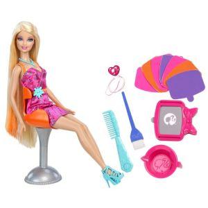 Mattel Barbie Relooking couleurs