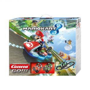 Carrera Toys 62362 - Circuit Nintendo Mario Kart 8 GO!!!