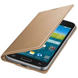 Samsung EF-FG800BDEGWW - Étui flip pour Galaxy S5