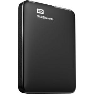 """Western Digital WDBU6Y0020BBK - Disque dur externe Elements 2 To 2.5"""" USB 3.0"""