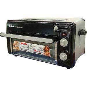 tefal tl6008 toast 39 n grill grille pain avec fonction mini four comparer avec. Black Bedroom Furniture Sets. Home Design Ideas