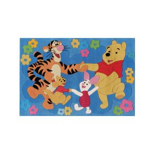 Benuta Tapis pour enfants Disney Winnie l'ourson (115 x 168 cm)