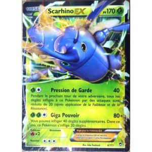 Asmodée Scarhino - Carte Pokémon Ex Pv 170 Ultra Rare