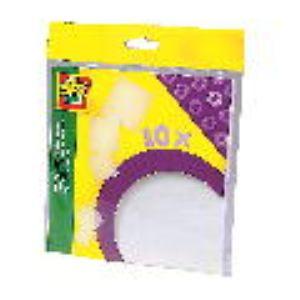 Ses Creative Papier à repasser pour perles - 10 feuilles