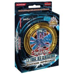 Konami Carte à collectionner Yu-Gi-Oh! : La force des générations Édition spéciale
