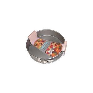 Patisse 03614 - Moule à manqué à charnière Silver Top (26 cm)