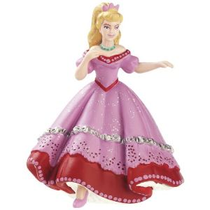 Papo Figurine Princesse Rose au bal
