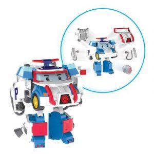 Ouaps Véhicule transformable Robocar Poli