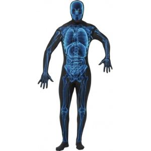 Déguisement seconde peau rayon X