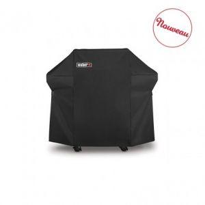 Weber 7101 - Housse de luxe en vinyle pour barbecue Spirit 3 brûleurs
