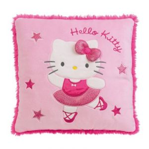 Fun House Coussin Hello Kitty danseuse
