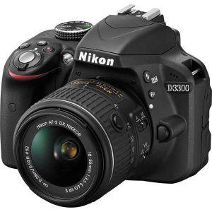 Nikon D3300 (avec objectif 18-55mm)