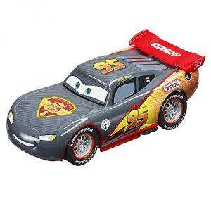 Carrera Toys 64050 - Carbon Lightning McQueen pour circuit GO!!!