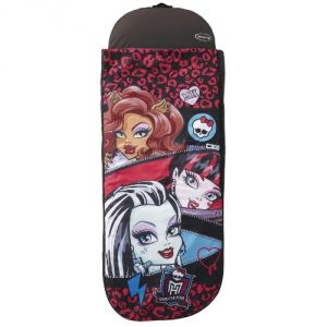 Someo Lit de voyage ReadyBed Monster High