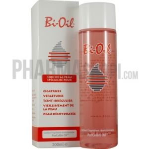 Bi-Oil Soin pour la peau - Anti vergetures & cicatrices 200ml