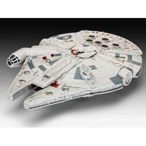 Revell 06752 - Maquette Millennium Falcon Star Wars 19 pièces