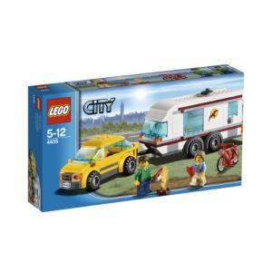 Lego 4435 - City : La voiture et sa caravane