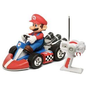 Nintendo Voiture radiocommandée Mario Grand modèle