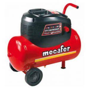 Mecafer 425068 - Compresseur sans huile 24L 1.5HP