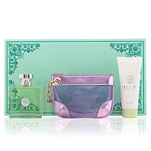 Versace Versense - Coffret eau de toilette, lotion pour le corps et sac