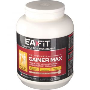 EA Fit Gainer Max gain de poids vanille 1100 g