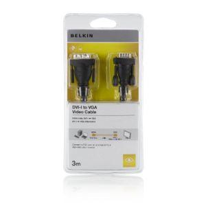 Belkin F2E4151CP3M - Câble VGA vers DVI-I 3 m