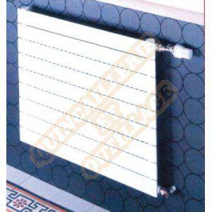 Acova Fassane horizontal simple (VX-074120) - Radiateur eau chaude 988 Watts