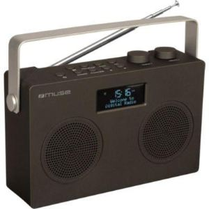 Muse M-110 DB - Poste radio
