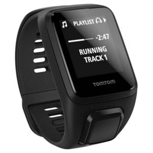 TomTom Spark 3 Cardio + Music -  Montre cardio bracelet large + Casque Bluetooth